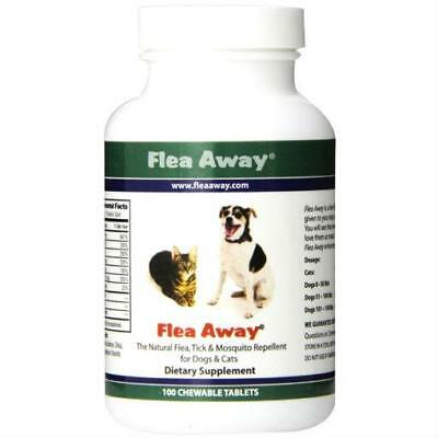 Flea Away The Natural Flea Tick & Mosquito Repellent For Dogs & Cats