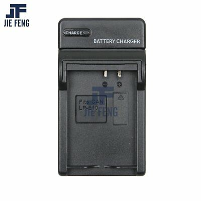 LP-E10 Battery  Charger For Canon Rebel T3 T5 T6 Kiss X50 EOS 1100D 1200D