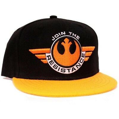 Casquette, snapback, Star Wars, Join the resistance