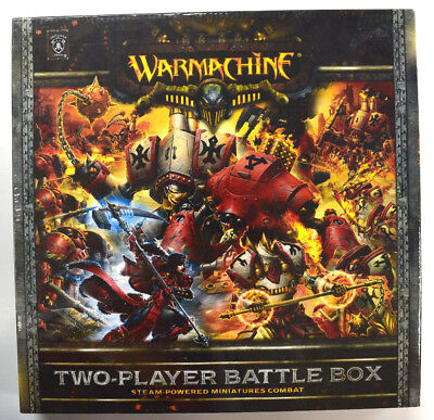 Warmachine Two-Player Battle Box - Khador vs Protectorate of Menoth PIP 25001