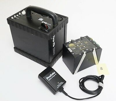 Profoto Pro-7b 1200watt/second Battery Operated Power Pack - L@@K!!!