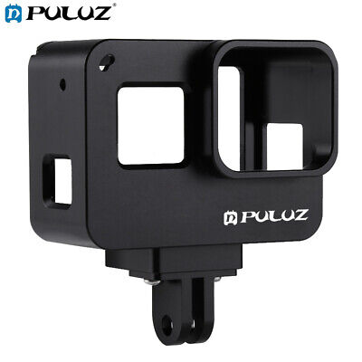 PULUZ Housing Shell Aluminum Alloy Protective Frame Cage Case for GoPro HERO6 5
