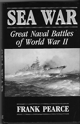 Book Non-Fiction   Sea War - Great Naval Battles of WW2