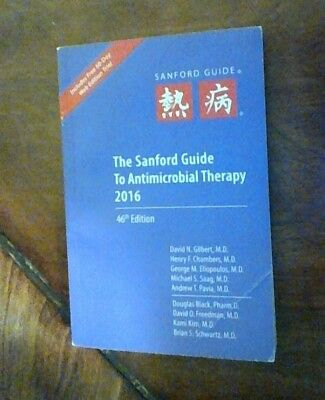 The sanford guide to antimicrobial therapy 2017 47 poc edition david the sanford guide to antimicrobial therapy 2016 lightly used fandeluxe Gallery