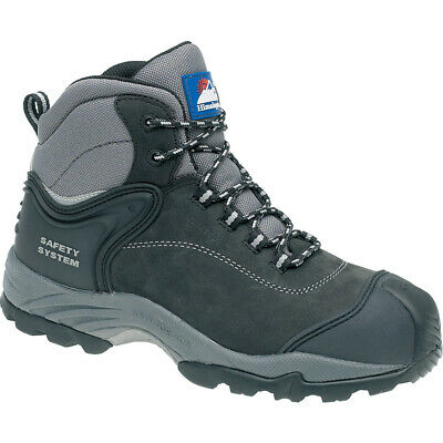Himalayan 4103 Gravity 2 Black/Grey Safety Boots Size - 6