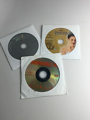 Kid's DVD Bundle (Despicable Me, The Princess Diaries, Over The Hedge)