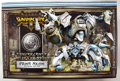 Warmachine Convergence of Cyriss Prime Axiom Colossal Vector PIP 36018