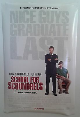 "SCHOOL FOR SCOUNDRELS double sided movie poster 27""x 40"""