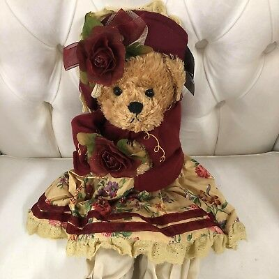 Elizabeth Collectable Bear