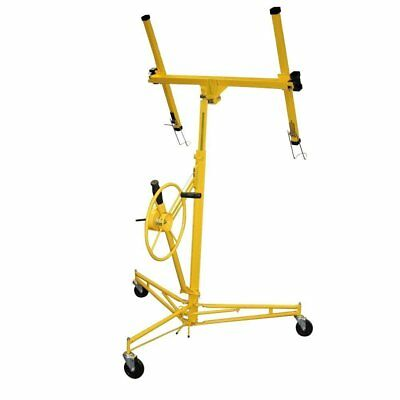 PRO-SERIES Heavy Duty Drywall and Panel Hoist Lifts up to 16 Ft. Long with