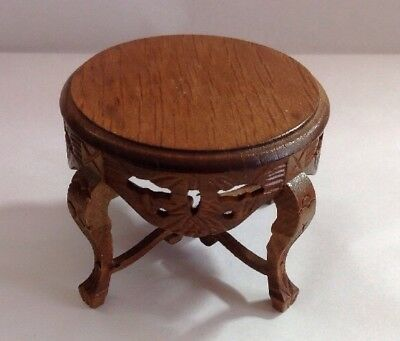 Miniature Dollhouse Wooden Table