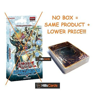 Yu-Gi-Oh - NO BOX - Cyberse Link Structure Deck- SDCL - Dimensional Barrier TCG