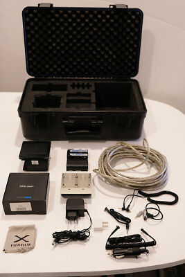 PHASE ONE P25 Digital Back for CONTAX 645, Case, Cables, Cleaner EXCELLENT Rare