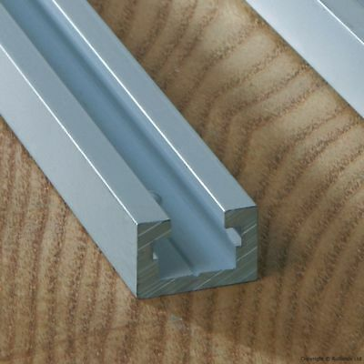"""T Track - 1/2"""" x 48"""" - Pack of 4"""