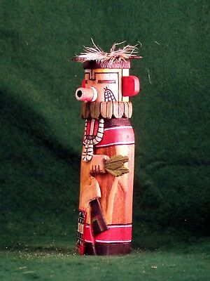 Hopi Kachina Doll - The Corn Dancer - Charming!