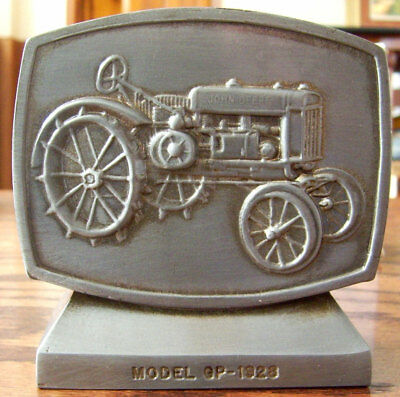 John Deere 1928 Model GP Employees Credit Union Coin Bank 5th Edition 1982