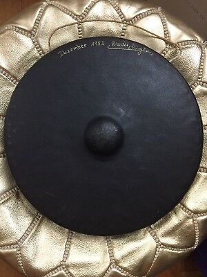 "Unique Vintage Paiste 11"" Head Chakra Gong (Walter Meyer 1982)"