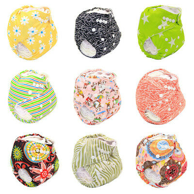 Baby Cloth Costume Nappies Cute Pattern Design Reusable newborn nappy One Size