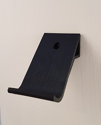 Xbox One / S / X Controller Wall Bracket, Mount Holder : Black