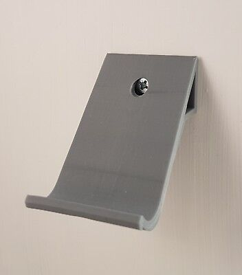 Xbox One / S / X Controller Wall Bracket, Mount Holder : Grey