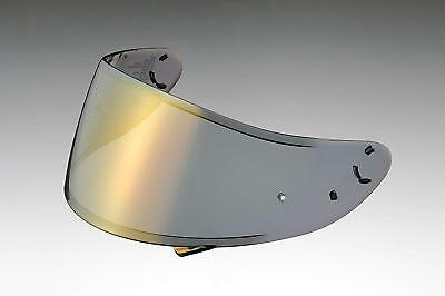 Shoei CWR-1 Pinlock Ready Replacement Helmet Face Shield Visor Spectra Gold