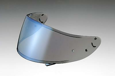 Shoei CWR-1 Pinlock Ready Replacement Helmet Face Shield Visor Spectra Blue