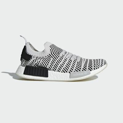 30bac9c98 New Men s Adidas Originals Nmd R1 Stlt Primeknit Shoes  Cq2387  Grey  black