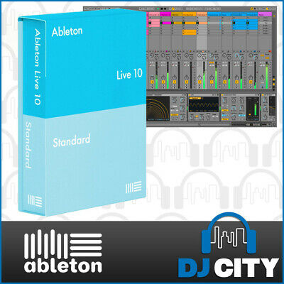 Ableton Live 10 Standard Music Production Software DAW Studio Recording Program