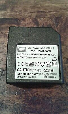 *genuine Lexmark (Skynet)* Printer Power Supply- 15J0501 - Dag-3004 30V@0.4A