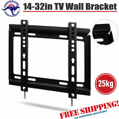 14-55 Inch Universal TV Wall Mount Bracket Tilt Swivel Full Motion LCD LED AU