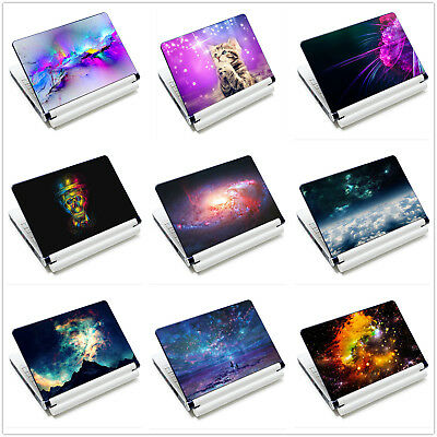 "Laptop Sticker Skin Cover For 13.3""14"" 15"" 15.4"" 15.6"" Notebook Dell Macbook HP"