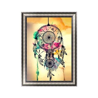 Dreamcather 5D Diamond Embroidery Craft Painting Cross Stitch Home Decor DIY