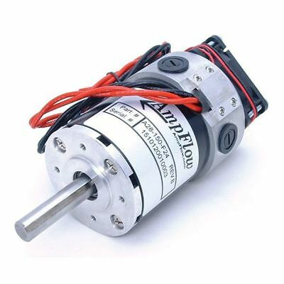 """Ampflow A28-150-F24-G 3"""" 24V Motor and Gearbox"""