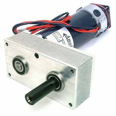 "Ampflow A28-400-F48 3"" 48V Motor and Gearbox"