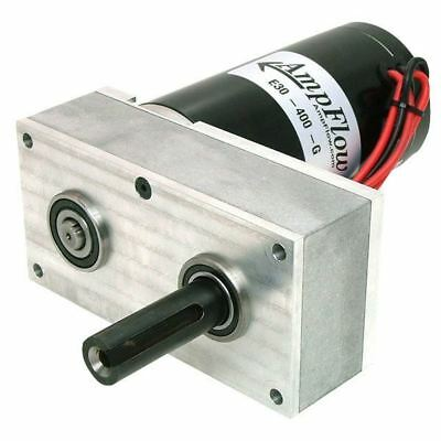 """Ampflow E30-400 3"""" 24V Motor with Gearbox"""