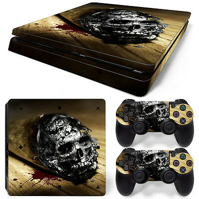 Video Games & Consoles Canada Motif Faceplates, Decals & Stickers Fast Deliver Sony Ps4 Playstation 4 Skin Design Sticker Screen Protector Set