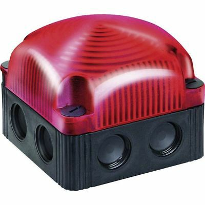 Werma Signaltechnik 853.100.55 LED Permanent Beacon 24VDC Red