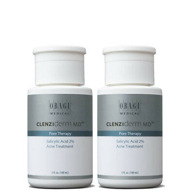 Obagi CLENZIDERM MD Pore Therapy 5oz. Nutra-Lift Skincare 676896000334 Hyaluronic Intense Moisture Amp.  - 10-3ml