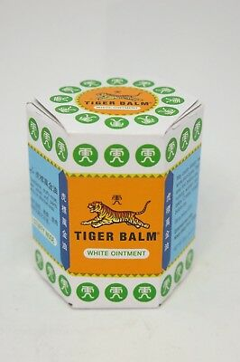 Tiger Balm White Genuine Natural Herbal Relief from Headaches & Stuffy Nose 21ML