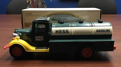 "1982 ""THE FIRST HESS"" TRUCK / NIB never played with or displayed"