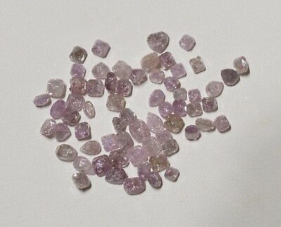Lot Diamant rose 1 carat - Natural Pink Diamond Wholesale Lot