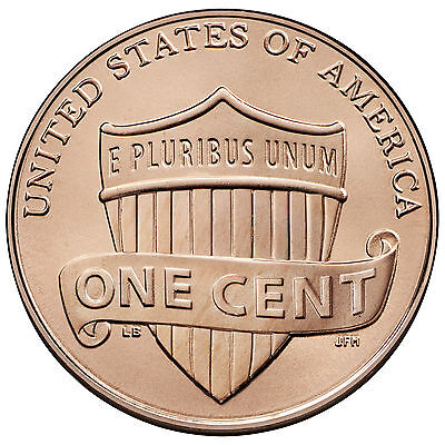2010 D +  P Union Shield Lincoln Penny 2  Rolls  set  NEW