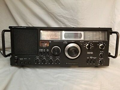 Panasonic Rf-4900 Fm/am 10-Band Communications Radio Receiver Shortwave Ham Nice