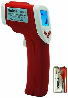 Nubee Temperature Gun Non-contact Digital Laser Infrared IR Thermometer New!