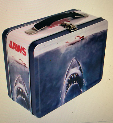 "Jaws ""The Movie"" lunch box"