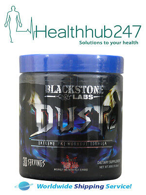 Blackstone Labs Dust V2 Red Ice Pre Workout Mr Hyde Angel Dust C4 EXPRESS DEL