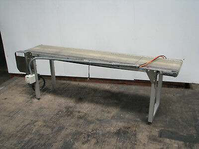 Motorised Belt Conveyor - 2m long