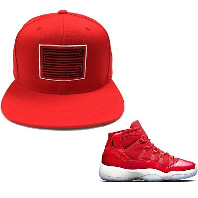 24a5aa08956 Win Like 96 SNAPBACK HAT to match with Air Jordan 11 Win Like 96 Shoes T