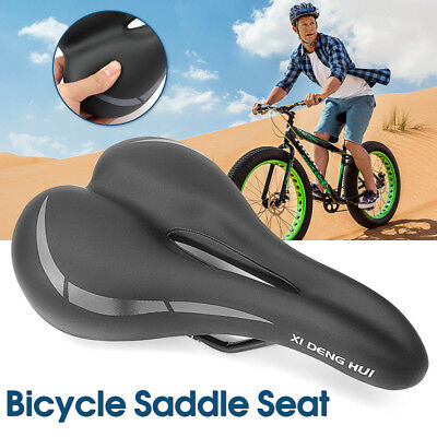 Soft Road Mountain MTB Gel Comfort Saddle Bike Bicycle Cycling Seat Cushion Pad