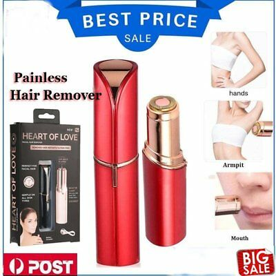 Women Finishing Touch Painless Hair Remover Face Facial Hair Removal Epilator OR